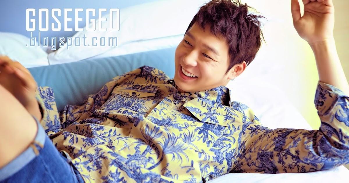 go see GEO : #FierceFriday : Park Yoochun for Singles